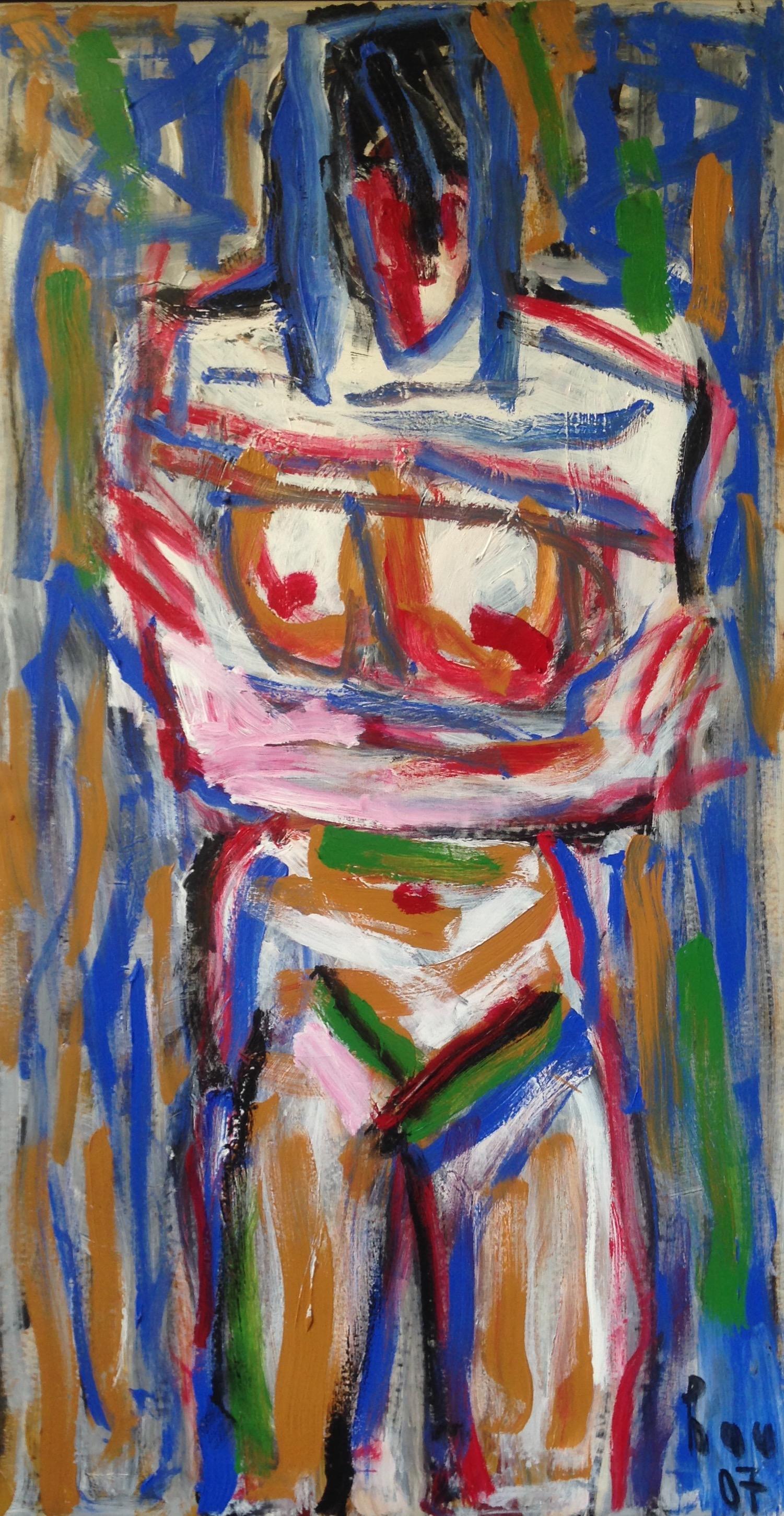 Nude # 1 – 2007