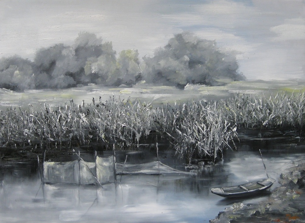 On the river #3 – 2010