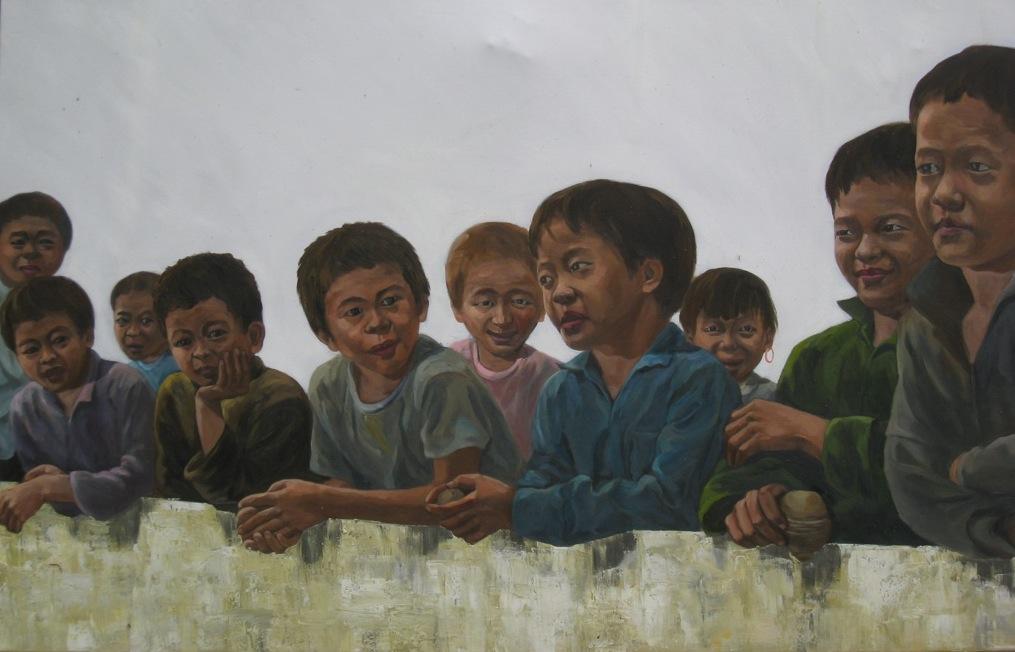 The Village Children – 2010