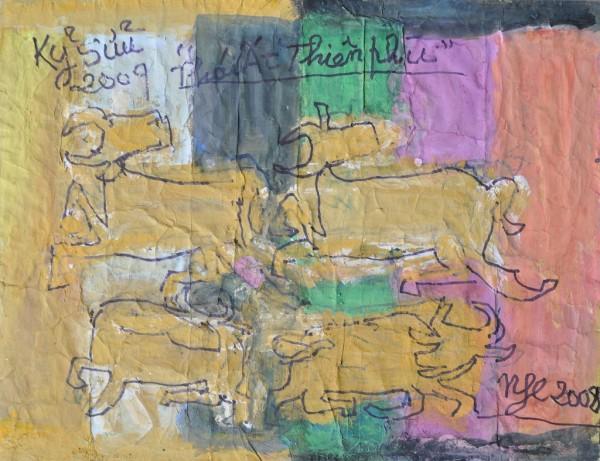 Buffaloes – 2008/2009