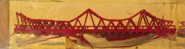 Long Bien bridge (living fossil) – 2011