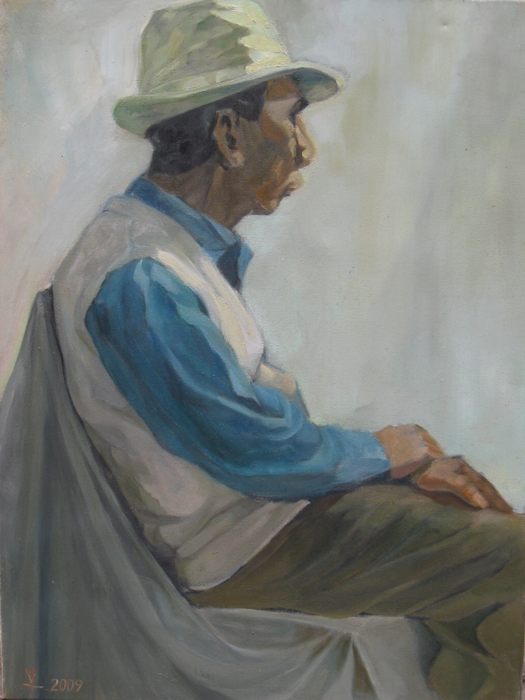 Old man – 2009