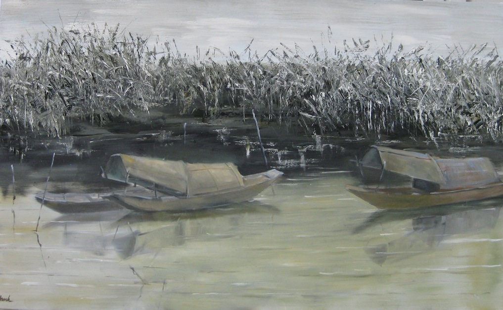 On the river #1 – 2010