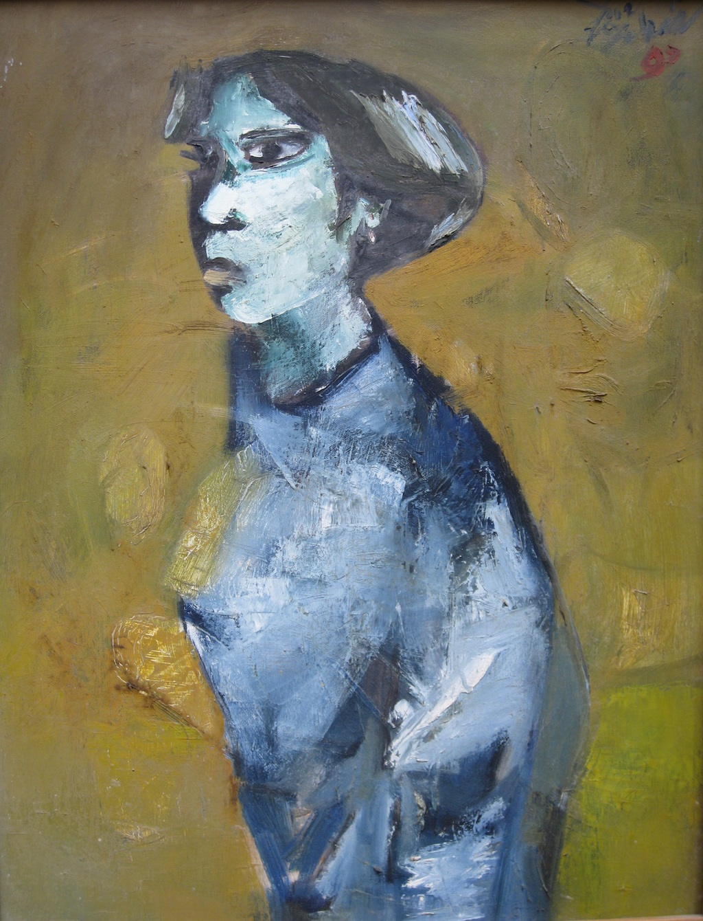 The Portrait of artist's daughter – 1997