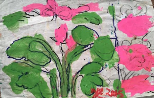 Lotus flowers – 2015
