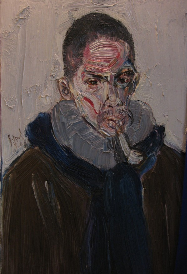 Self portrait – 2009