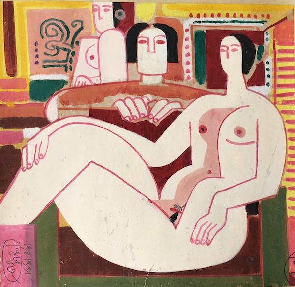 Nude – 1991